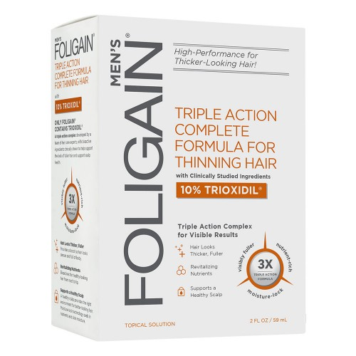 Foligain™ Trioxidil Spray 10% Per Uomini